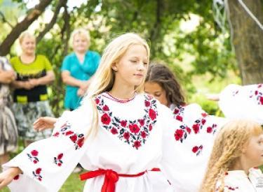 День Ивана Купалы отметили в Красногвардейском районе
